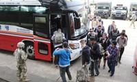 AS memulai latihan pengungsian tahunan di Republik Korea
