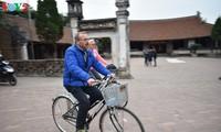 Desa kuno Duong Lam, desa yang aman dan damai