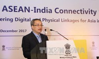 Vietnam menghadiri KTT Konektivitas ASEAN-India