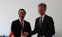 Viet Nam dan Swiss memperkuat kerjasama di bidang hukum
