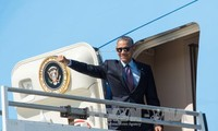 US President Barack Obama to travel to Greece, Germany, and Peru next month