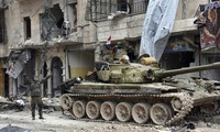 Syrian army captures important area near Damascus