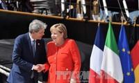 Western Balkans summit begins in Italy