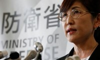 Japan Defense Minister resigns