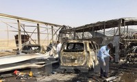 ISIS claims responsibility for Iraq attacks