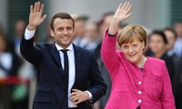France, Germany urge peaceful solution to North Korea crisis
