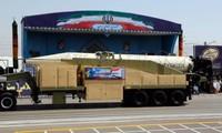 Iran tests new ballistic missile