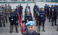Countries pledge to improve UN peacekeeping activities