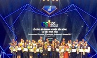 Vietnam's top 100 sustainable firms revealed