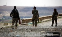 ISIS erased west of Euphrates river