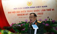 Sixth congress of Vietnam War Veterans Association opens