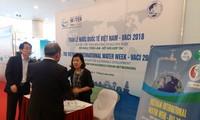 Hanoi hosts Vietnam International Water Week 2018