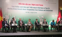 Vietnam calls for Swiss cooperation in green growth