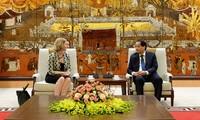 Hanoi, New Zealand cooperate to build smart city