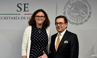 EU, Mexico agree new free trade pact