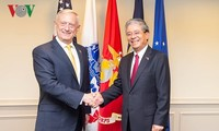 Vietnam, US make remarkable progress in security, defense cooperation