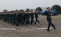Всеармейское соревнование под девизом «Резонанс победы Диенбиенфу на небе»