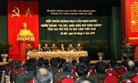 Научный семинар на тему «Победа в битве над Ханоем - Диенбиенфу в воздухе»