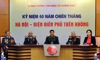 Онлайн-беседа о Победе в битве над Ханоем - Диенбиенфу в воздухе