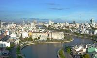 Город Хошимин за 40 лет со дня воссоединения страны