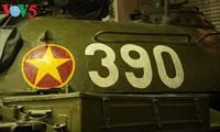 Легендарный танк с бортовым номером «390»