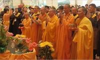 Đạo tràng Phật tích Moscow mừng Đại lễ Phật đản