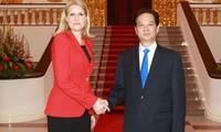 Đan Mạch mong muốn hợp tác với Việt Nam trên nhiều lĩnh vực