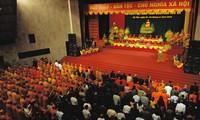 Khai mạc Đại hội Phật giáo toàn quốc lần thứ VII