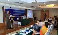 Bế mạc hội thảo quốc tế chia sẻ kinh nghiệm về tự do tín ngưỡng, tôn giáo
