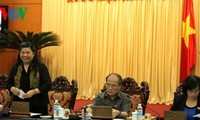 Ủy ban Thường vụ Quốc hội cho ý kiến về việc chuẩn bị kì họp thứ 8