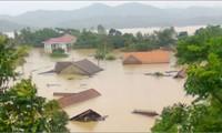 Việt Nam cam kết cùng cộng đồng quốc tế ứng phó với biến đổi khí hậu