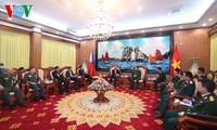 Việt Nam và Philippines tăng cường hợp tác song phương trong lĩnh vực quốc phòng