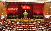 Khai mạc Hội nghị lần thứ 11 Ban chấp hành Trung ương Đảng khóa 11