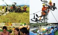 Năm 2016, tăng trưởng GDP của Việt Nam dự báo ở mức 6,7-6,8%