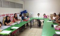 Hội Ái hữu Việt Nam - Nouvelle-Calédonie khai giảng lớp học tiếng Việt
