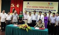 Bộ Y tế và Đài Tiếng nói Việt Nam phối hợp tuyên truyền về an toàn thực phẩm