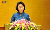 Bà Nguyễn Thị Kim Ngân được giới thiệu bầu giữ chức Chủ tịch Quốc hội khóa XIV