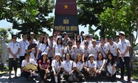 Trại hè Việt Nam 2016: Một ngày thú vị tại Đà Nẵng