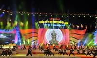 Khai mạc Liên hoan Quốc tế Võ cổ truyền Việt Nam lần thứ 6 - Bình Ðịnh 2016
