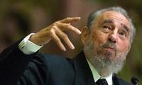 Các lãnh đạo thế giới tiếc thương trước sự ra đi của Fidel