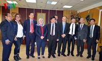 Việt Nam và Ai Cập thúc đẩy hợp tác trong lĩnh vực phát thanh