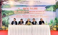 """Thủ tướng Nguyễn Xuân Phúc: Chính quyền Gia Lai phải """"ba cùng"""" với nhà đầu tư"""