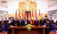 Thúc đẩy quan hệ hợp tác nhiều mặt Việt Nam-Campuchia