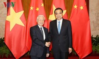 Chính phủ Trung Quốc hết sức coi trọng phát triển quan hệ với Việt Nam