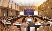 Tiếp tục cuộc họp của các nhóm công tác và tiểu ban Diễn đàn hợp tác kinh tế châu Á-Thái Bình Dương