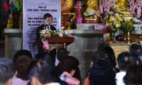 Kiều bào Thái Lan tổ chức Đại lễ cầu siêu các anh hùng liệt sỹ