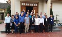 Bế mạc chương trình đưa lưu học sinh Lào đi thực tế tại nhà dân