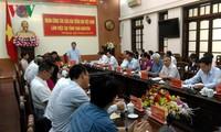 Tổng Giám đốc VOV Nguyễn Thế Kỷ làm việc tại tỉnh Thái Nguyên
