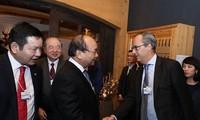 Tham dự Hội nghị WEF - ASEAN 2017: Việt Nam thể hiện quyết tâm cải cách, hội nhập
