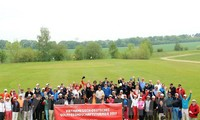 Gần 100 tay golf  tham dự giải golf hữu nghị Việt - Đức